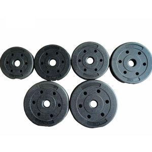 Диск пластиковый/цемент чёрный (d 26 мм.) 5 кг.
