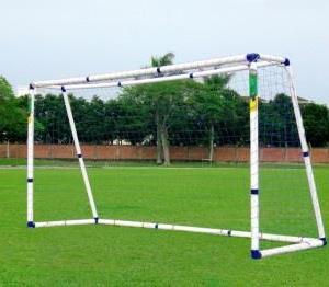 Профессиональные футбольные ворота из пластика PROXIMA, размер 12/8 футов JC-366