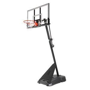 """Баскетбольная стойка мобильная, акрил Spalding 54"""" Hercules арт 75746CN"""