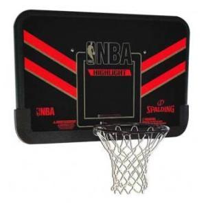 """Баскетбольный щит, композит Spalding 44"""" NBA HIGHLIGHT арт 80798CN"""