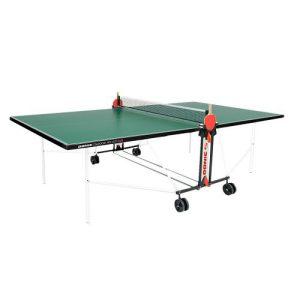 Всепогодный теннисный стол TORNADO-4 зеленый