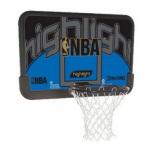 """Баскетбольный щит Spalding NBA Highlight 44"""" Composite Арт.80453CN"""