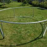 Каркас (рама) для батута TRAMPOLINE 8FT (244 см)