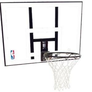 "Баскетбольный щит Spalding 2015 NBA Combo 44"" Артикул: 79484CN"