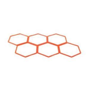 ADSP-11503 Тренировочная напольная сетка (6 гексагональных сот)