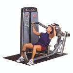 Силовой тренажер жим лежа, жим под наклоном и жим для дельтовидных мышц Body Solid DPRS-SF