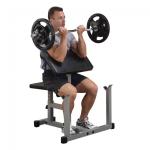Тренажер Body-Solid PPB32X Парта Скотта