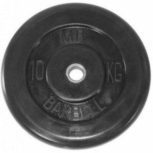 Barbell Олимпийские диски 10 кг 51 мм