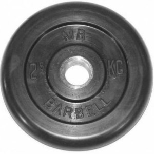 Barbell Олимпийские диски 2,5 кг 51 мм