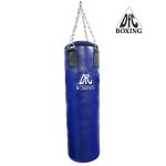 Боксёрский мешок DFC HBPV5.1 синий 150х30