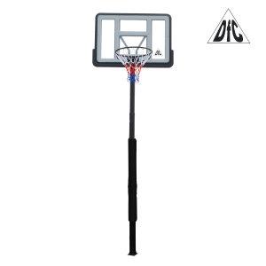 Стационарная баскетбольная стойка DFC ING44P3