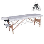 Массажный стол DFC NIRVANA Relax Cream