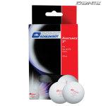 Мячики для настольного тенниса DONIC AVANTGARDE 3, 6 шт, белый