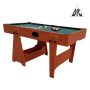 """Игровой стол DFC KICK """"2 в 1"""" бильярд/аэрохоккей"""