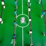 Игровой стол - футбол DFC SEVILLA new цветн. борт