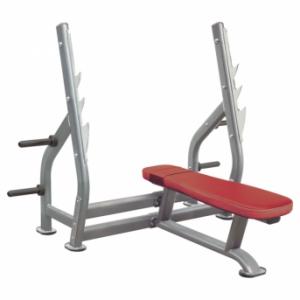 Олимпийская скамья для жима лежа со стойками AeroFit IT7014