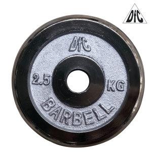Диск хромированный DFC, 26 мм, 2,5 кг